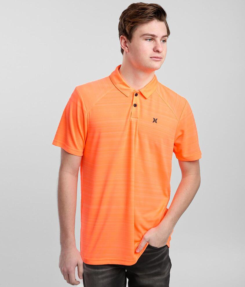 Hurley Belmont 2.0 Performance Polo front view