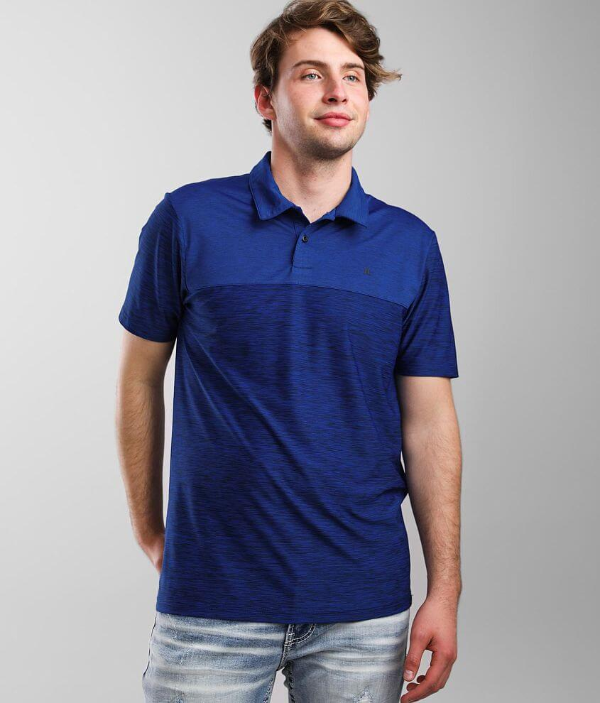 Hurley Acosta Performance Polo front view