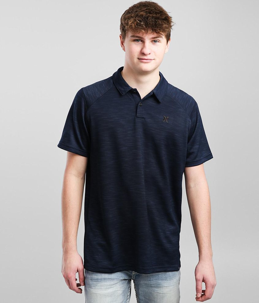 Hurley Hogan Dri-FIT Performance Polo front view