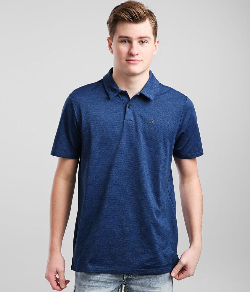 Hurley Tanden Performance Stretch Polo front view