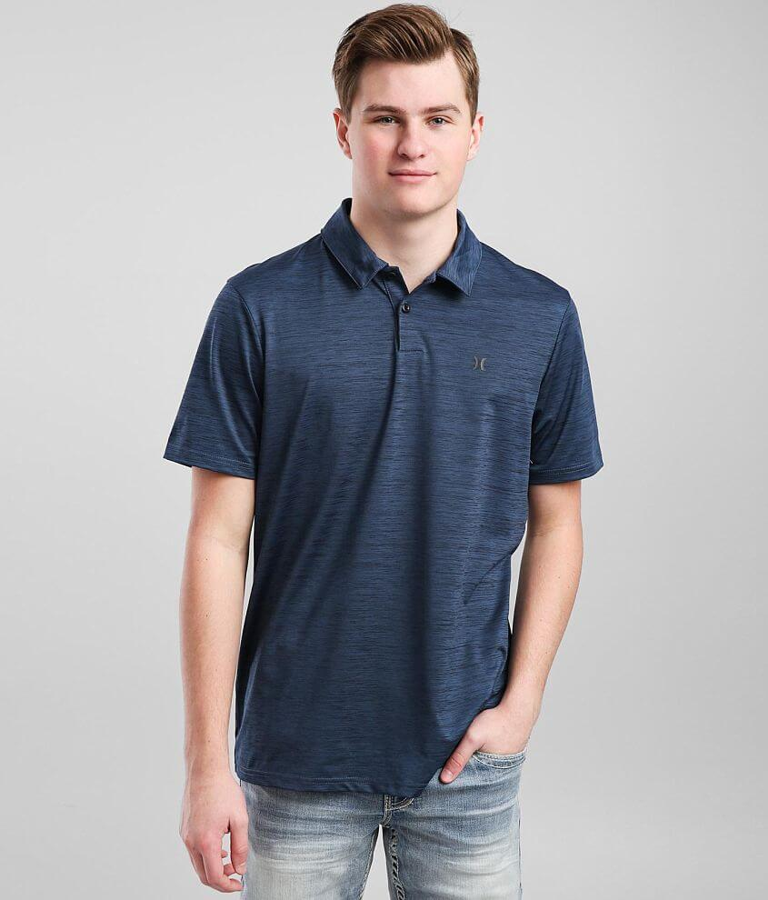 Hurley Galway Performance Polo front view