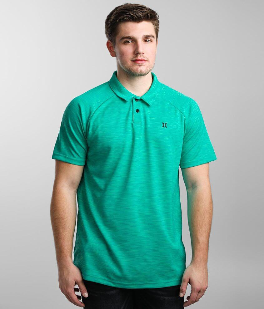 Hurley Spry Performance Polo front view