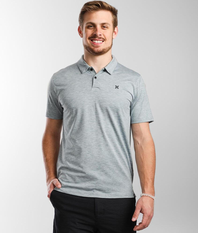Hurley Archer Performance Stretch Polo front view