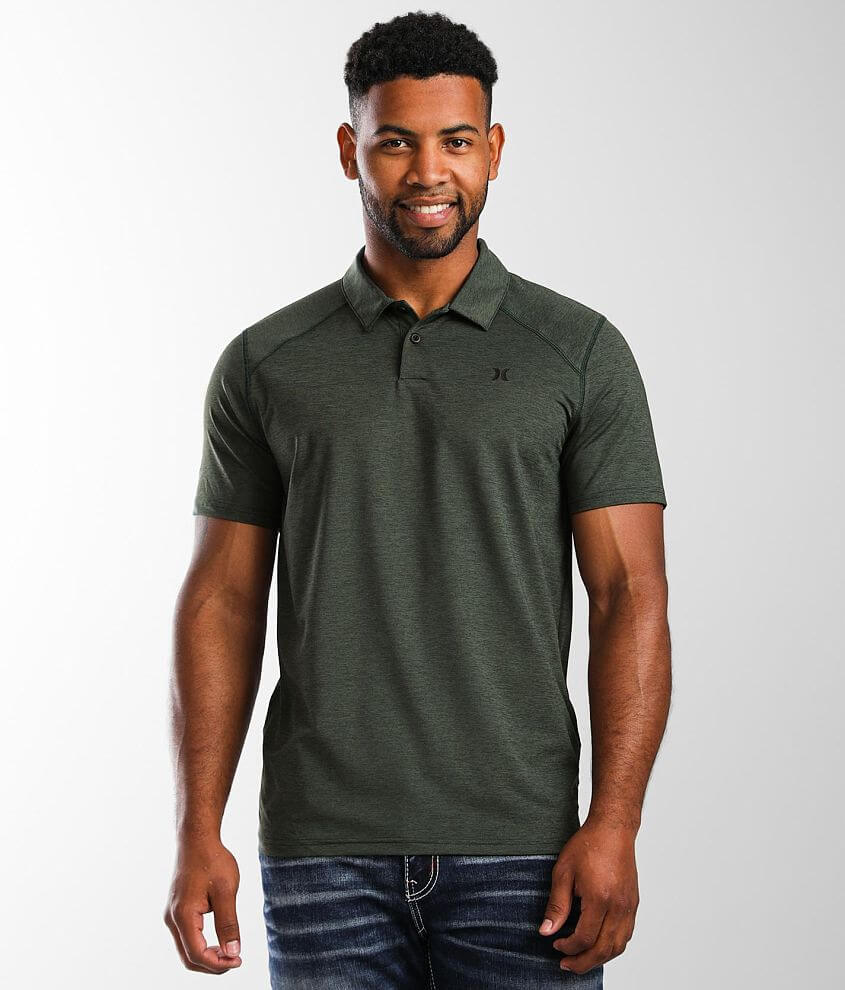 Hurley Carve Performance Polo front view