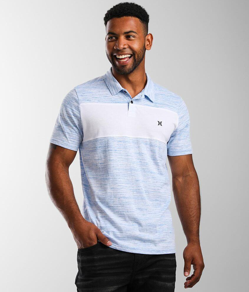Hurley Benny Polo front view