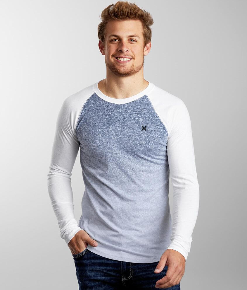 Hurley Element Scalloped T-Shirt front view
