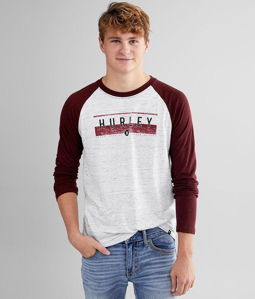 Hurley Illusions T-Shirt front view