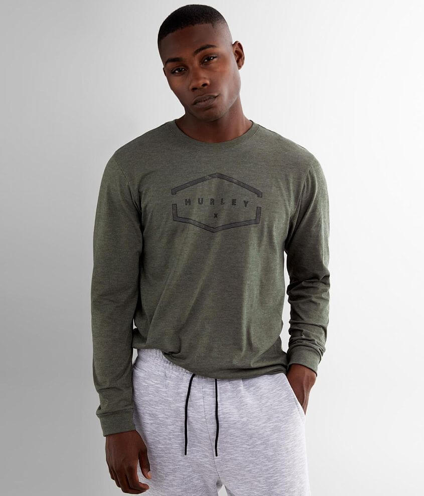 Hurley Sector T-Shirt front view