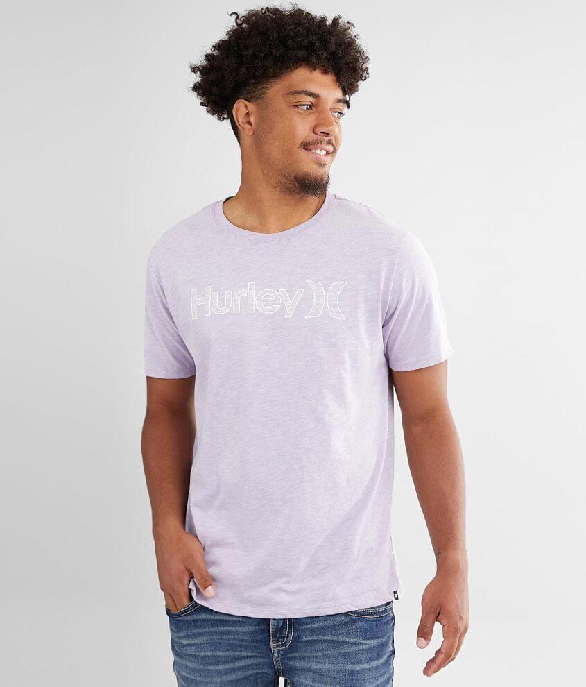 Hurley OAO Slub Dri-FIT T-Shirt front view