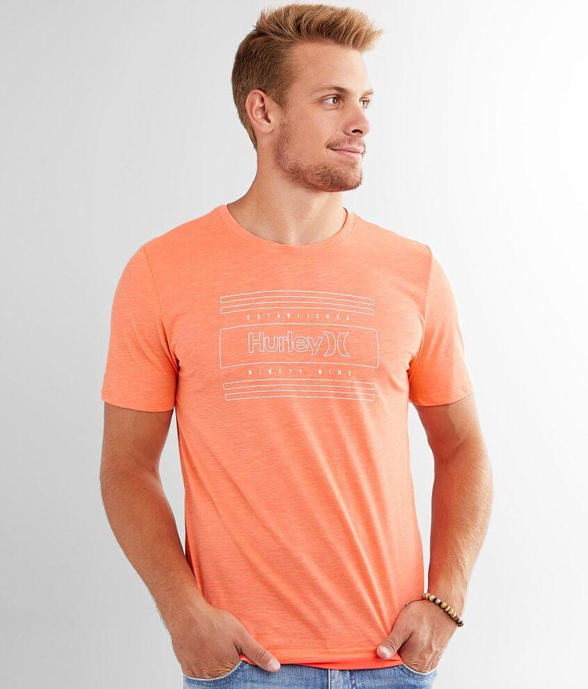 Hurley OAO Stack Dri-FIT T-Shirt front view
