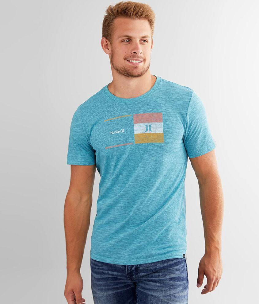 Hurley Breaking Point Dri-FIT T-Shirt front view