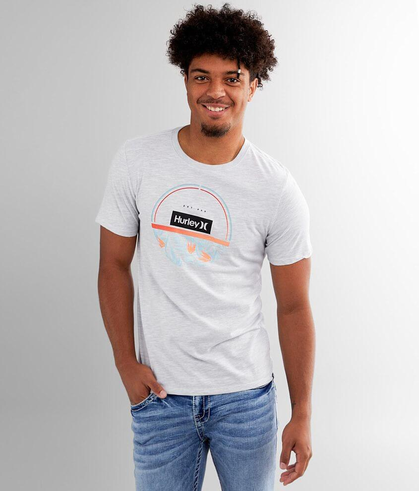Hurley Round Up Dri-FIT T-Shirt front view