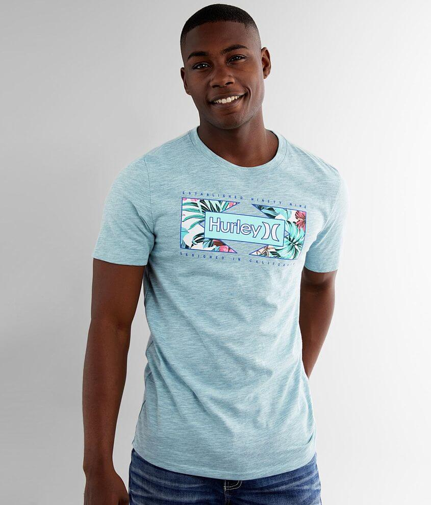 Hurley Palm Flora Dri-FIT T-Shirt front view