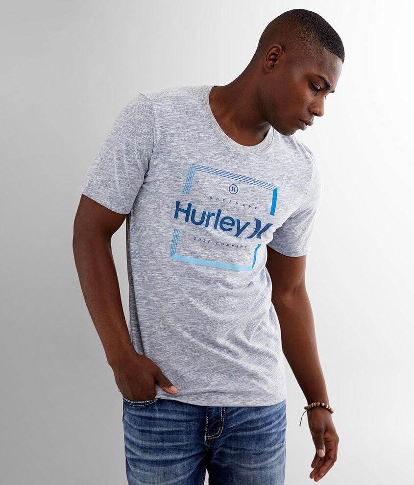 Hurley Slicer Dri-FIT T-Shirt front view