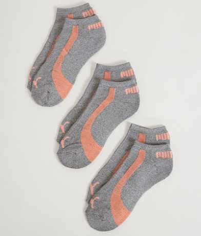Puma 3 Pack Ankle Socks