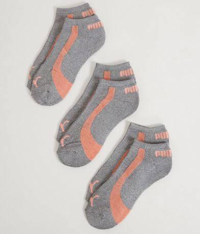 Puma 3 Pack Ankle Socks