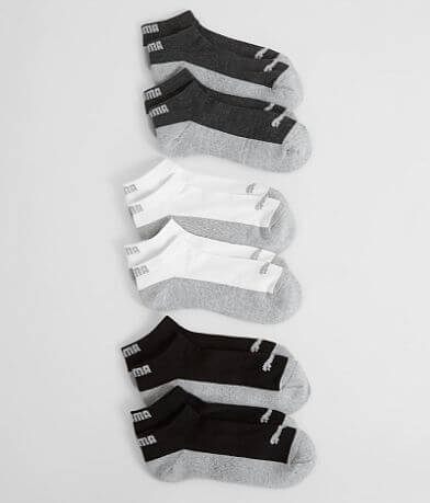Puma Terry 6 Pack Socks