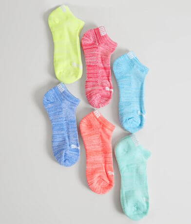 Puma Terry 6 Pack Socks