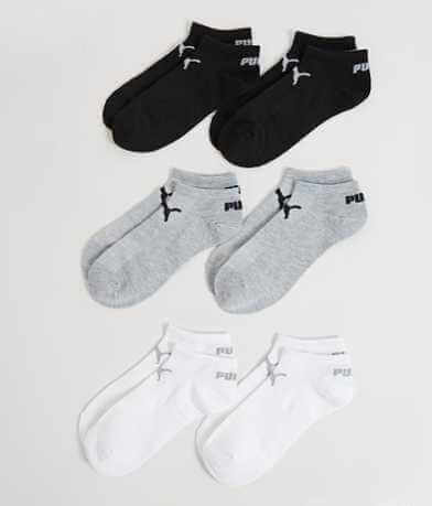 Puma Superlite 6 Pack Ankle Socks