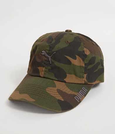 Puma Camo Padre Baseball Hat