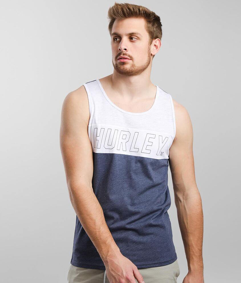 Hurley Full Charge Tank Top front view