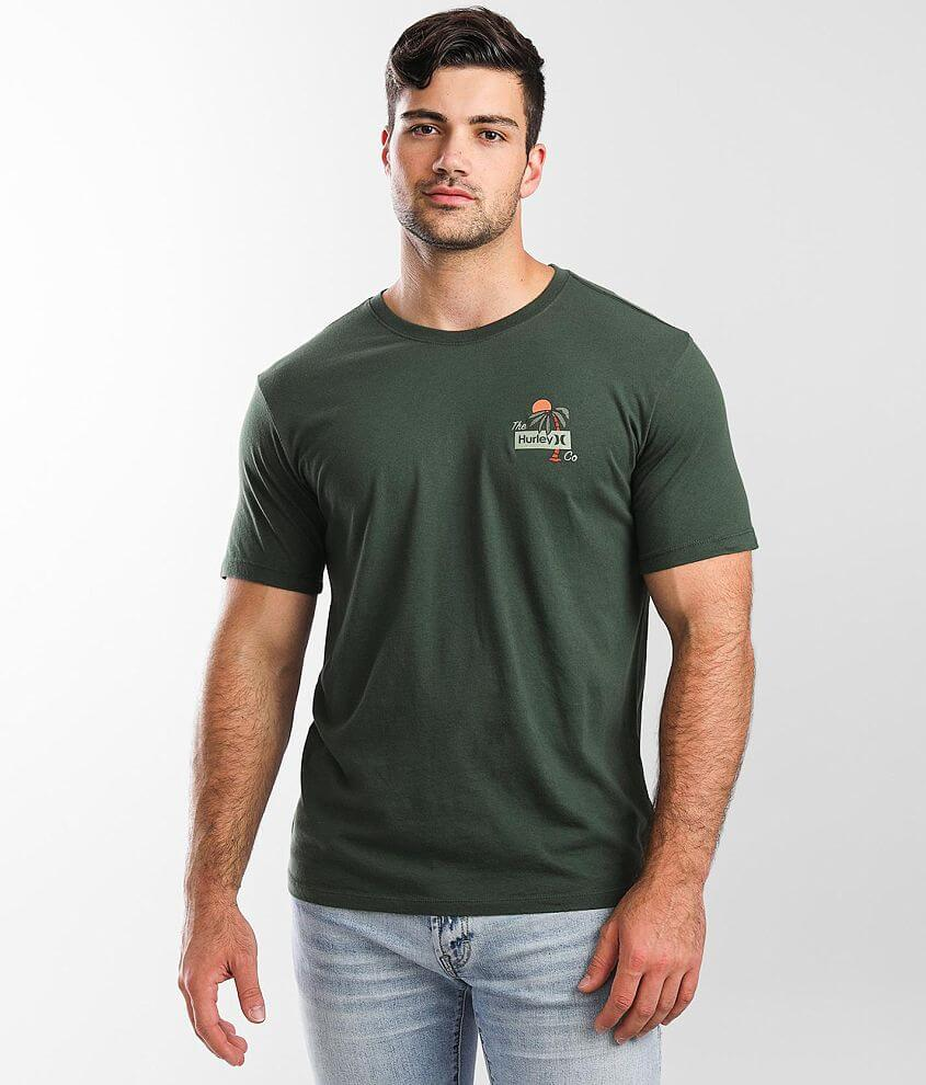 Hurley Welcome To Paradise T-Shirt front view