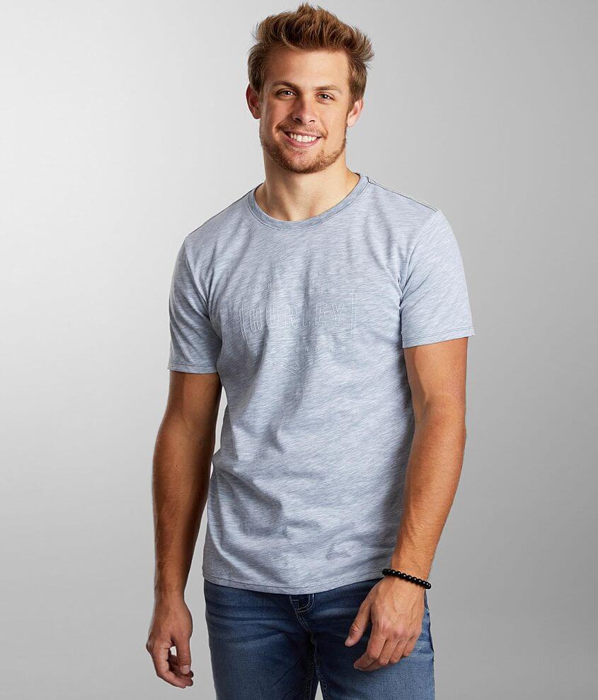 Hurley Slub Section Dri-FIT T-Shirt front view