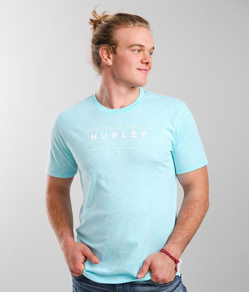 Hurley Steezy Dri-FIT T-Shirt front view