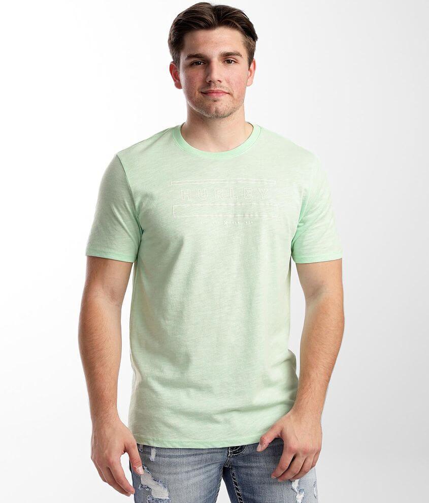 Hurley Steezy Slub T-Shirt front view