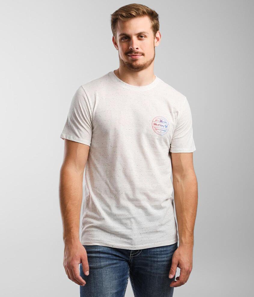 Hurley Regrind Liner Strike T-Shirt front view