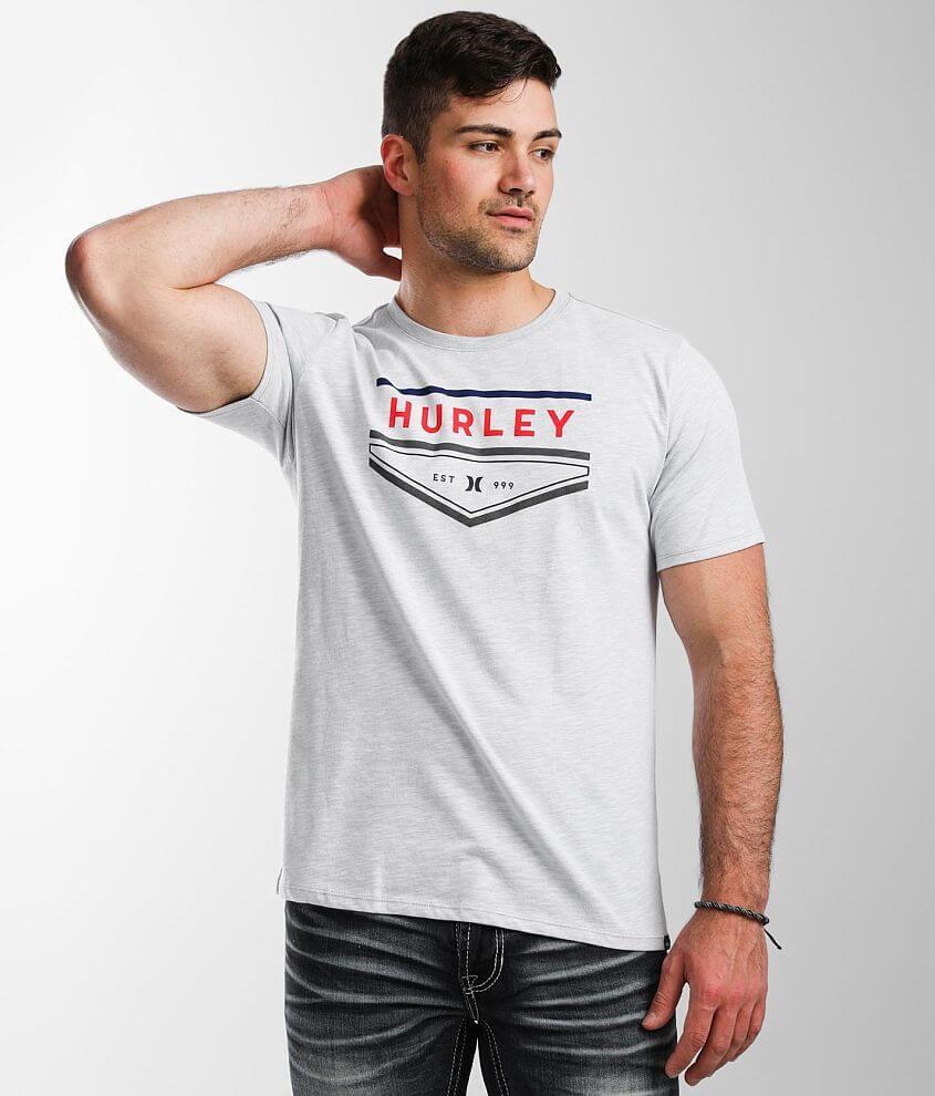 Hurley Slub Playball T-Shirt front view