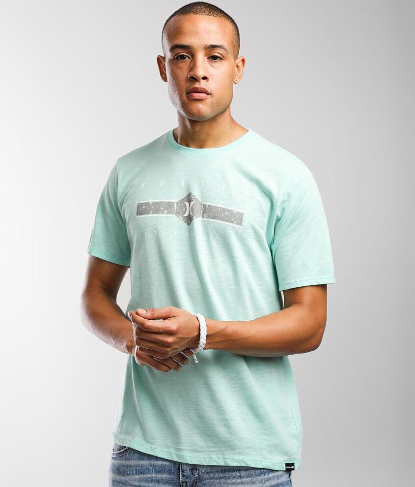 Hurley Dri Slub T-Shirt front view