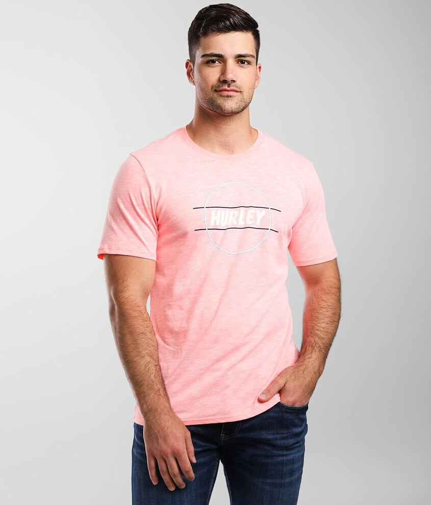 Hurley Well Rounded T-Shirt front view