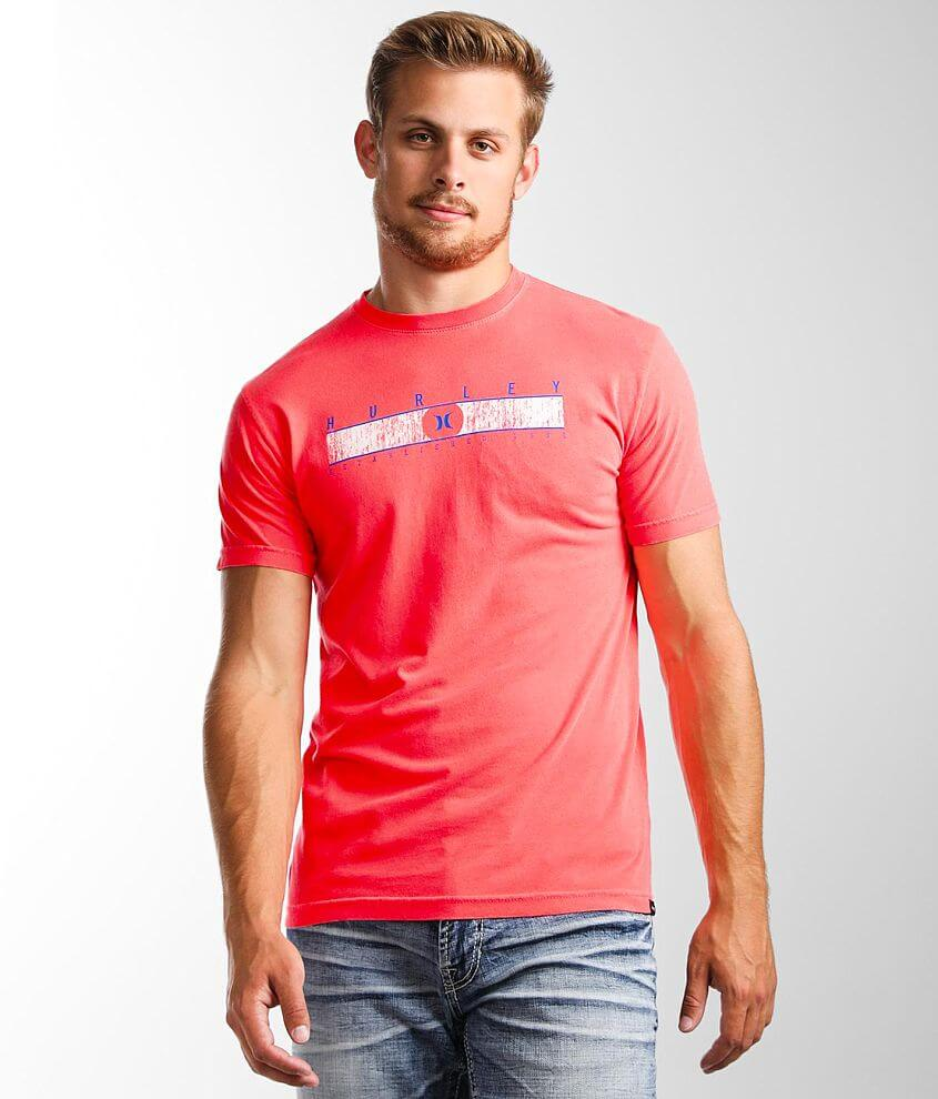 Hurley Pigment T-Shirt front view