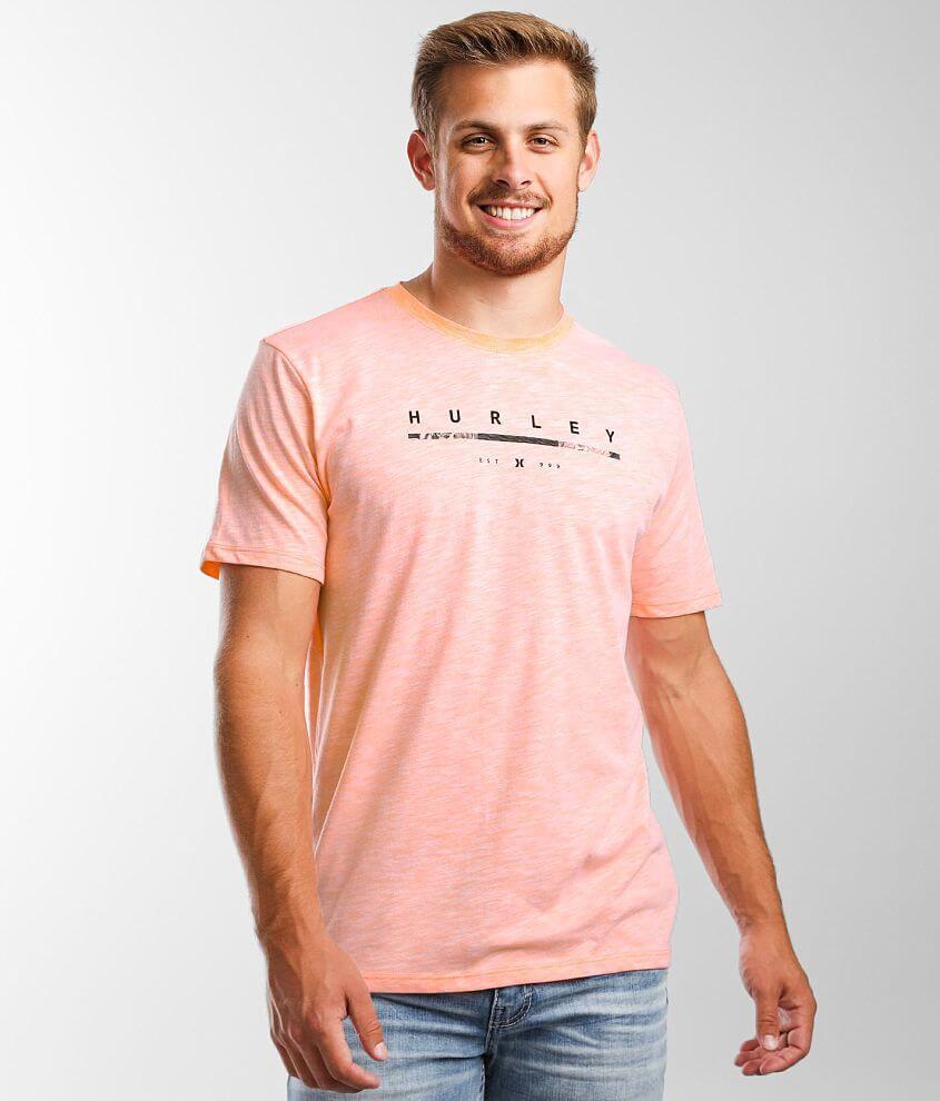 Hurley Segment T-Shirt front view