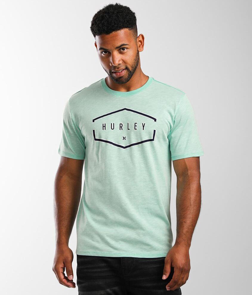 Hurley Framework T-Shirt front view