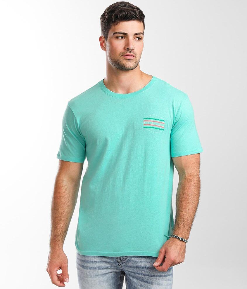 Hurley Diluted T-Shirt front view
