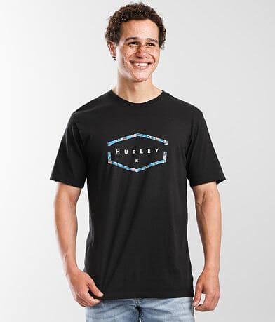 Hurley Sector Floral T-Shirt