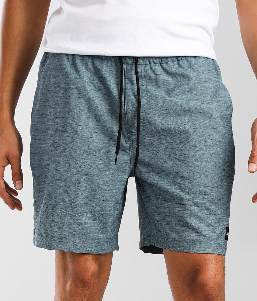 Hurley Marwick Volley Stretch Walkshort front view