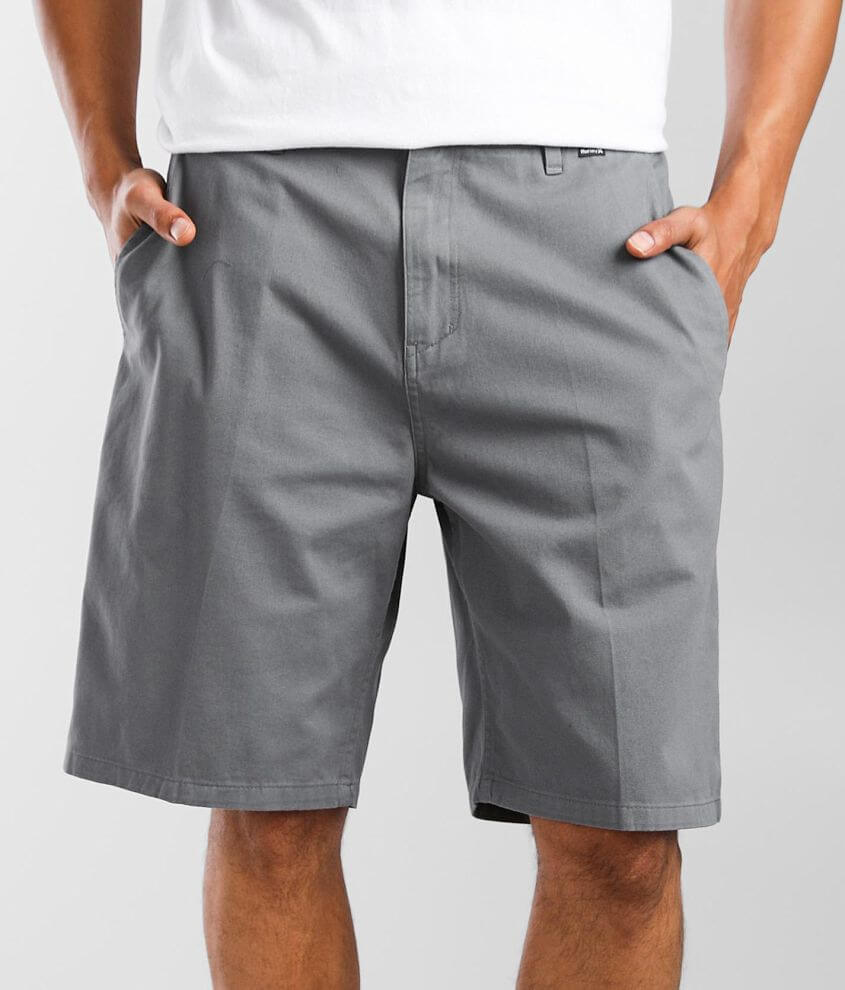 Hurley Pleasure Point Short front view