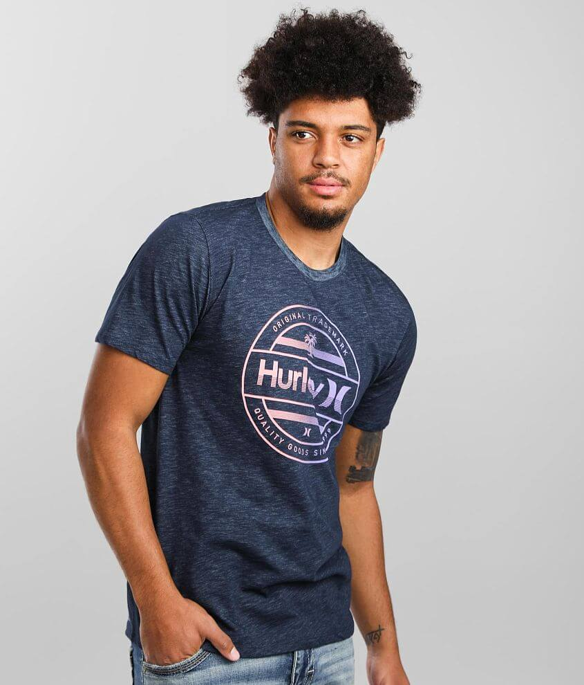 Hurley Liner Strike Dri-FIT T-Shirt front view