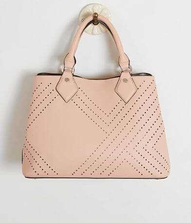Urban Expressions Perforated Purse