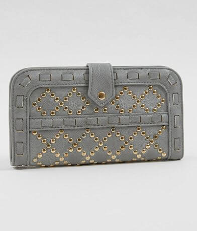Urban Expressions Studded Wallet