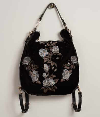 Urban Expressions Floral Backpack Purse