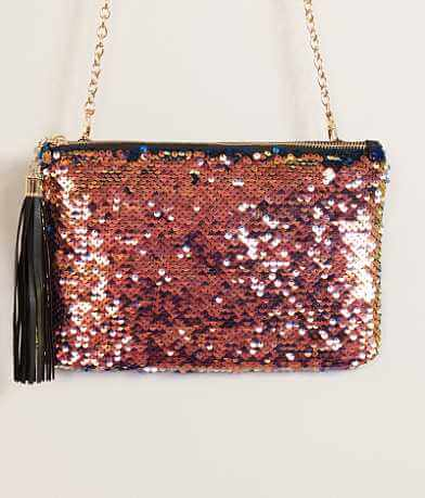Urban Expressions Sequin Purse