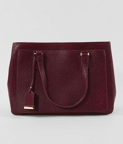 Urban Expressions Vegan Leather Structured Purse