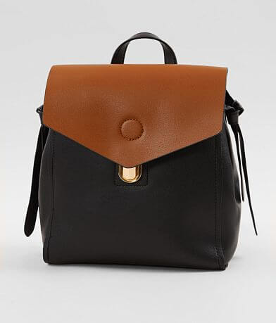 Urban Expressions Remy Color Block Backpack