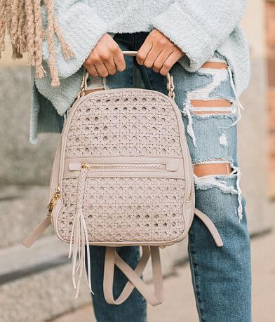 Urban Expressions Braided Backpack