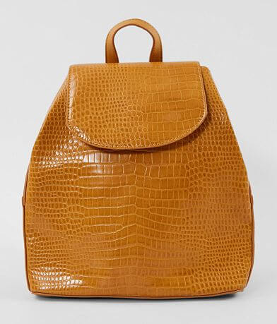 Urban Expressions Crocodile Print Backpack