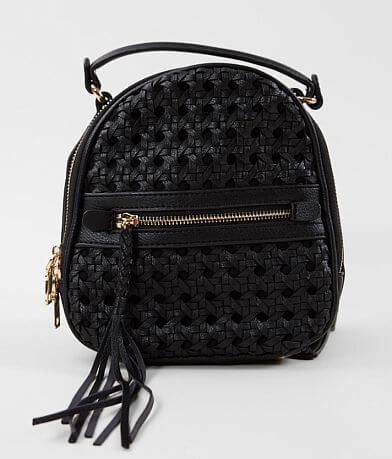 Urban Expressions Mini Braided Backpack